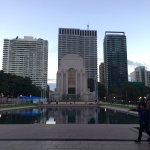 Anzac War Memorial Foto