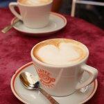 Morning cappuccino!