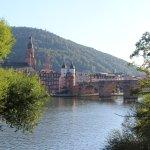 Heidelberg Le Vieux Pont