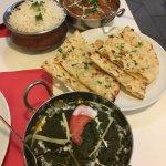 Foto de Swagatam Bar-Restaurant Hindu