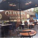 Foto de Olivers Restaurant