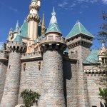 Cindarella's Castle, California Adventure