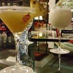Desde el bar del Lobby, los tragos son muy buenos!