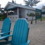 Kia Orana Beach Bungalows Photo