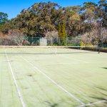 Bronte Cottage tennis court