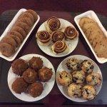 Freshly baked daily!