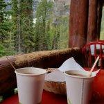 Photo of Plain of Six Glaciers Tea House