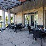 Terrace Boardroom - Patio