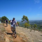 Awesome views and trails above adelaide
