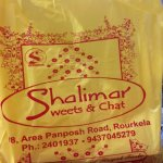 Shalimar Sweets & Chat