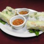 Our popular Fresh spring rolls!