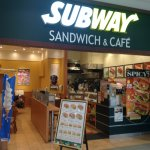 Subway Aeon Mall Makuharishintoshin照片