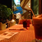 Free drinks at Ariel's resto using vouchers