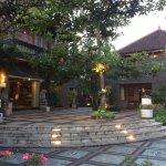 Photo de Alam KulKul Boutique Resort