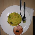 In Room Dining - Breakfast - Upma