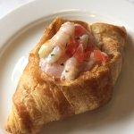 Shrimp Salad/Croissant