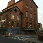 Now being renovated up as a microbrewery.