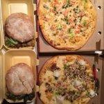 pizza norvegienne et compostele . les kebabs sont d'ailleurs