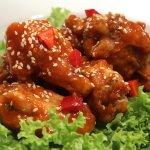 Yummy sesame chicken