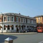 Landmark Pub.