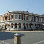 The Town Crier Pub.