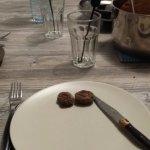 Kefta du couscous poulet kefta