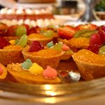 Our Pastry Chefs Create Desserts for Our Famous Dessert Buffets