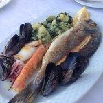 Photo de buffet regata