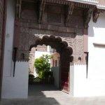 Bild från Krishna Prakash Heritage Haveli