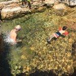 piscinetta termale