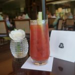 Photo de Boneka Restaurant at St. Regis Bali Resort