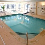 Indoor Pool & Whirlpool Spa