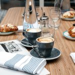 Coffee & Pastries at W5