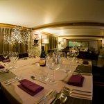 Dinner at Chez Jacques restaurant