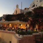 Kastro Oia Restaurant