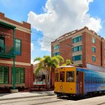 Hampton Inn & Suites Tampa Ybor City Trolley