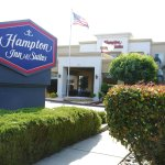 Hampton Inn & Suites Red Bluff Foto