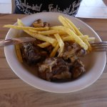 agnello e patate