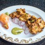 Wasabi Chicken Tikka