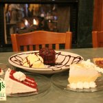 Which dessert will you have tonight?