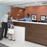 New Perfect Mix Front Desk