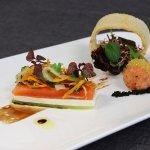 Restaurant Bobberts -Vorspeise