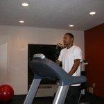 New Fitness Room