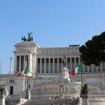 Vittorio Emanuele II Denkmal Foto
