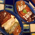 these delicious dishes are named the Mexican flag and the famous taster