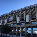 Photo de Stadio Santiago Bernabeu