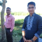it was nice trip with my friends. the day was last years in Horipur