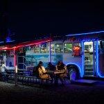La Fiesta Mexicana, Dillon Montana 9/16/16 at night