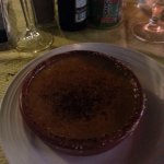 crème brûlée à la châtaigne