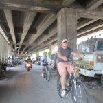 ABC Amazing Bangkok Cyclist Foto